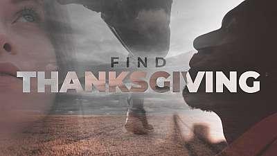 Find Thanksgiving