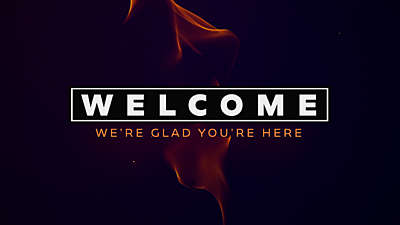 Flicker Welcome