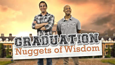 Graduation: Nuggets of Wisdom
