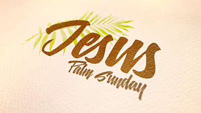 Jesus (Palm Sunday)