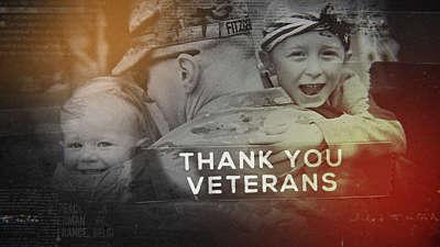 Thank You Veterans