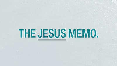 The Jesus Memo