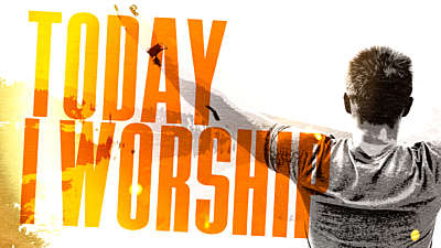 Today I Worshipd