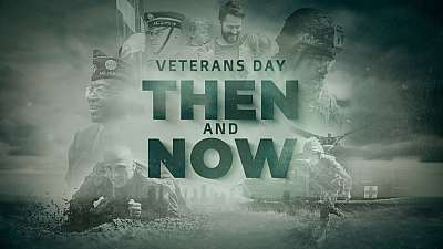 Veterans Day Then And Now