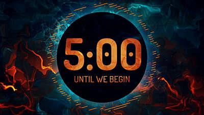Vibe Countdown