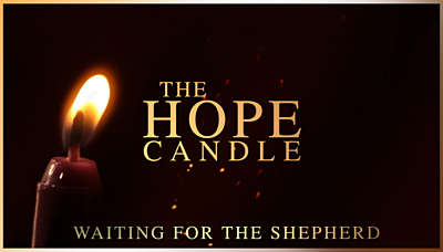 Advent: The Hope Candle