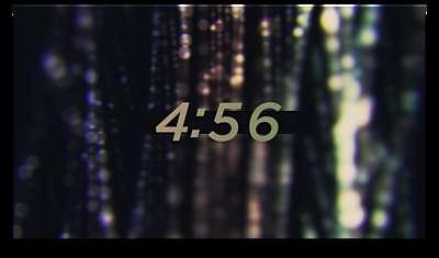 Cosmic Glow Countdown