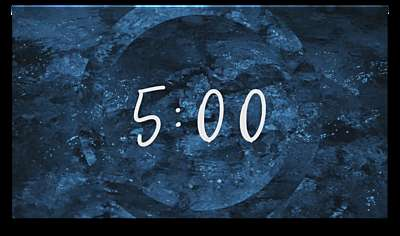 Neon Streams Countdown