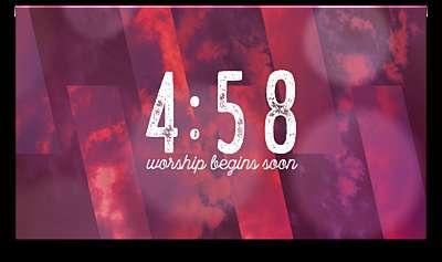 Disruption Countdown