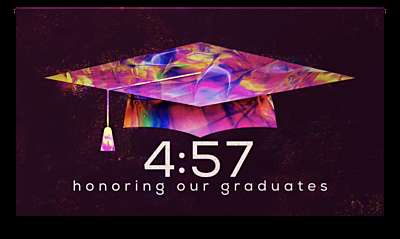 Painted Graduation Countdown