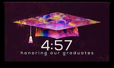 Painted Graduation Countdown