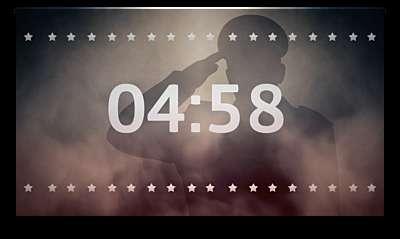 Veterans Salute Countdown