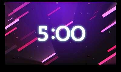 New Year's Glow Countdown 02