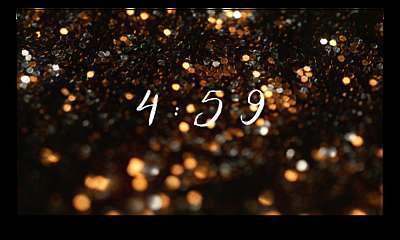 Glitter Light Countdown