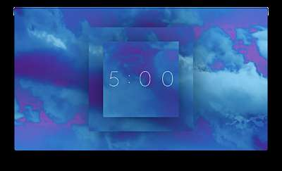 Mirror Clouds Countdown