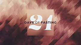 21 Days Fasting