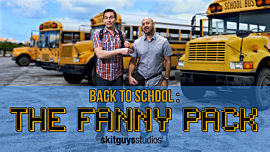 Back to School: The Fanny Pack