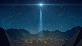 Bethlehem Night Christmas Star