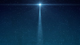 Bethlehem Night Dark Star