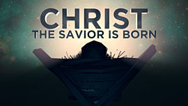 Christ The Savior Is Born