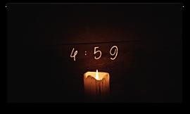 Christmas Candles Countdown