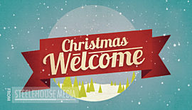 Christmas Welcome