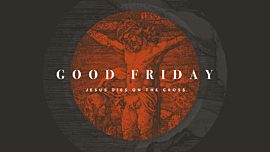 Classic Holy Week Good Friday