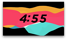 Colorwave Countdown