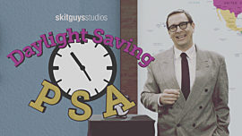 Daylight Saving PSA
