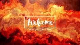 Dappled Fall Welcome