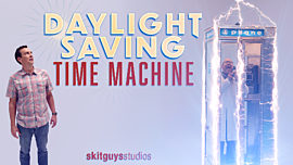 Daylight Saving Time Machine