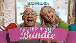 Easter Invite Bundle