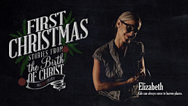 First Christmas: Elizabeth