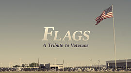 Flags - A Tribute To Veterans
