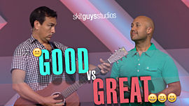 Good vs Great
