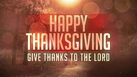 happy Thanksgiving Loop Vol4