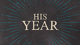 His Year