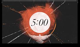 Holy Spirit Countdown
