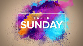 Infusion Easter Sunday