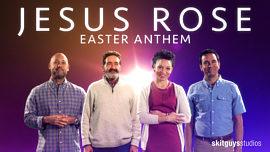 JESUS Rose: Easter Anthem