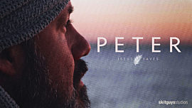 JESUS Saves: Peter