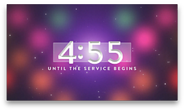 Joyful Lights Countdown