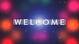 Joyful Lights Welcome