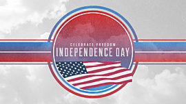 Land of the Free Independence Day