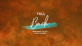 Last Light Fall Back
