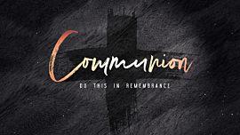 Lent Communion