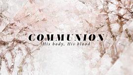 Let It Snow Communion