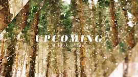 Let It Snow Upcoming