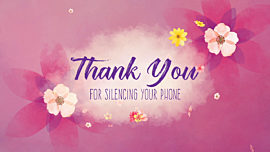 Mother's Day Thank You Loop Vol5