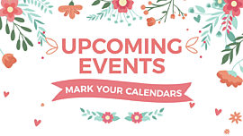 Mother's Day Upcoming Events Loop Vol4